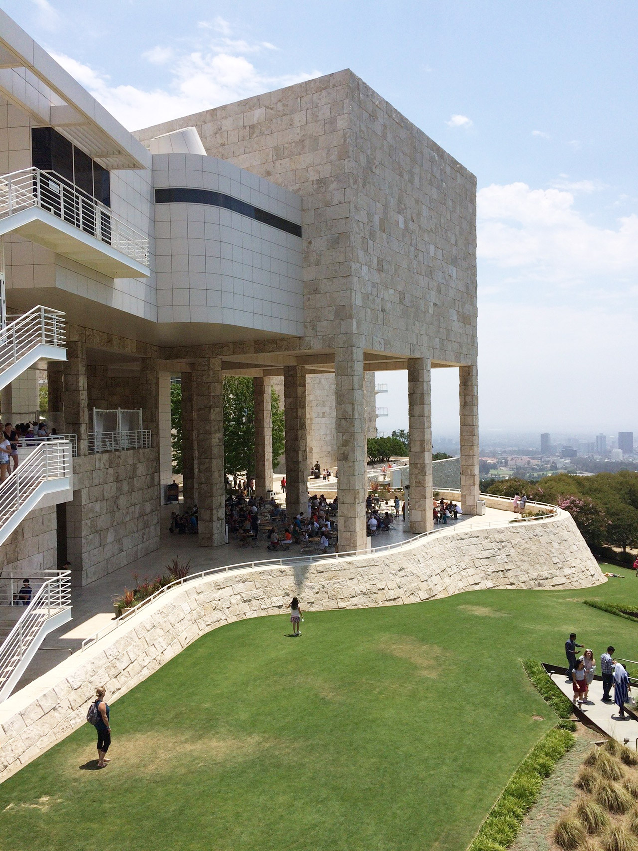Get to The Getty